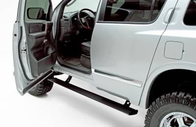 Exterior Accessories - Nerf Bars/Running Boards/Steps - AMP Research - AMP Research  75110-01A
