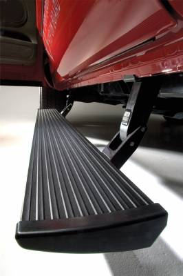 Exterior Accessories - Nerf Bars/Running Boards/Steps - AMP Research - AMP Research  75118-01A