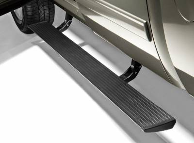 Exterior Accessories - Nerf Bars/Running Boards/Steps - AMP Research - AMP Research  75126-01A