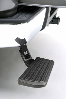 Exterior Accessories - Nerf Bars/Running Boards/Steps - AMP Research - AMP Research  75300-01A