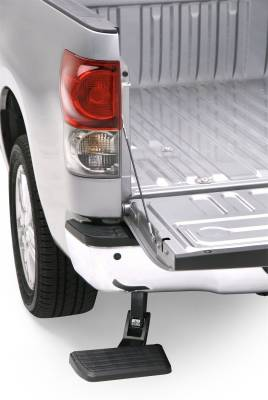 Exterior Accessories - Nerf Bars/Running Boards/Steps - AMP Research - AMP Research  75309-01A