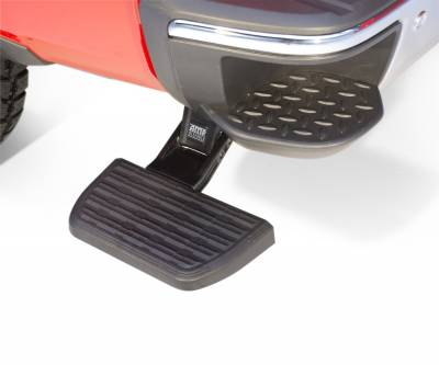 Exterior Accessories - Nerf Bars/Running Boards/Steps - AMP Research - AMP Research  75314-01A