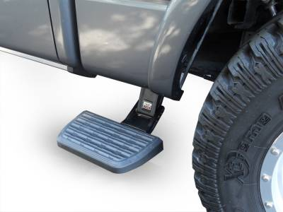 Exterior Accessories - Nerf Bars/Running Boards/Steps - AMP Research - AMP Research  75402-01A