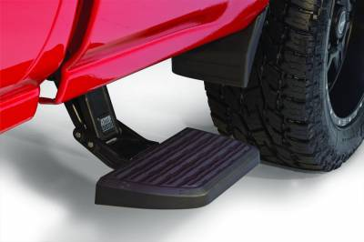 Exterior Accessories - Nerf Bars/Running Boards/Steps - AMP Research - AMP Research  75407-01A