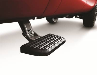 Exterior Accessories - Nerf Bars/Running Boards/Steps - AMP Research - AMP Research  75409-01A