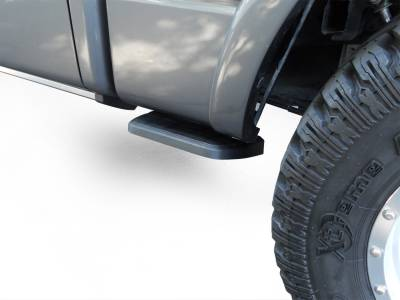 Exterior Accessories - Nerf Bars/Running Boards/Steps - AMP Research - AMP Research  75411-01A