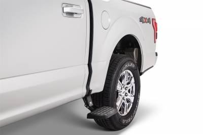 Exterior Accessories - Nerf Bars/Running Boards/Steps - AMP Research - AMP Research  75412-01A