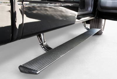 Exterior Accessories - Nerf Bars/Running Boards/Steps - AMP Research - AMP Research  76127-01A-B