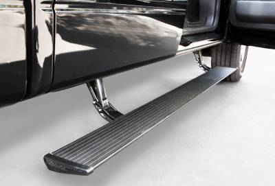 Exterior Accessories - Nerf Bars/Running Boards/Steps - AMP Research - AMP Research  76141-01A