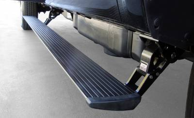 Exterior Accessories - Nerf Bars/Running Boards/Steps - AMP Research - AMP Research  76147-01A