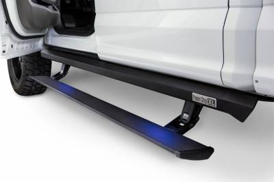 Exterior Accessories - Nerf Bars/Running Boards/Steps - AMP Research - AMP Research  77104-01A