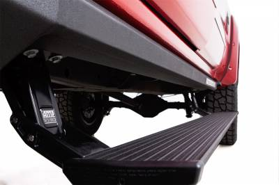 Exterior Accessories - Nerf Bars/Running Boards/Steps - AMP Research - AMP Research  77154-01A