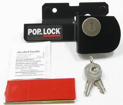 Pop & Lock - Pop & Lock Pop & Lock Tailgate Lock PL2500