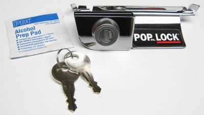 Pop & Lock - Pop & Lock Pop & Lock Tailgate Lock PL3400C