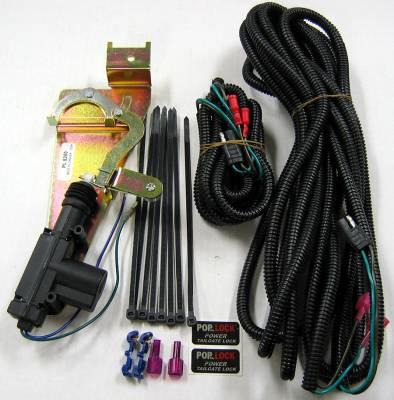 Pop & Lock - Pop & Lock Pop & Lock Tailgate Lock PL8250