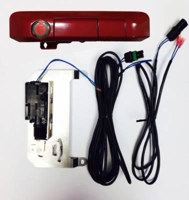 Pop & Lock - Pop & Lock Pop & Lock Tailgate Lock PL85401