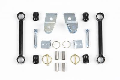 Steering - Fabtech - Fabtech JK 5'' SWAY BAR DISCONNECT KIT FTS94056