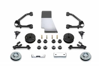 Fabtech - Fabtech 4in BUDGET UCA SYSTEM 2015 GM TAHOE & YUKON 2WD/4WD, SUBURBAN & YUKON XL 4WD ONL K1081