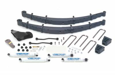 Fabtech 5.5in PERF SYS W/PERF SHKS 00-05 FORD EXCUR W/GAS OR 6.0L DIESEL ENGINE 4WD K2026