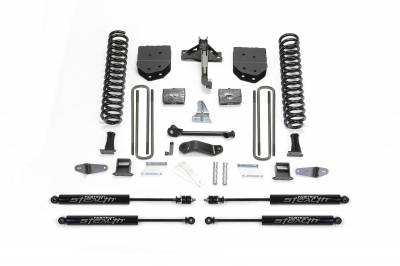 Fabtech - Fabtech 6in BASIC SYS W/STEALTH 08-10 FORD F450/550 4WD K2050M