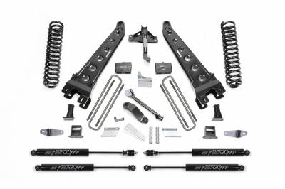 Fabtech - Fabtech 6in RAD ARM SYS W/COILS & STEALTH 08-10FORD F450/550 4WD K2052M