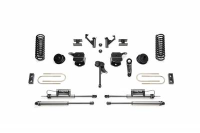 Fabtech - Fabtech 5in BASIC KIT W/2.25 DLSS 2013-16 RAM 3500 4WD K3143DL