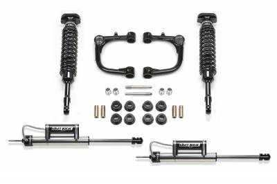Fabtech - Fabtech 3in UCA & DLSS 2.5 C/O SYS W/ DLSS RESI RR SHKS 05-14 TOYOTA TACOMA 2WD/4WD K7032DL