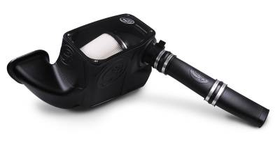 Air Intake Systems - S&B Filters - S&B Filters Cold Air Intake Kit (Dry Disposable Filter) 75-5074D
