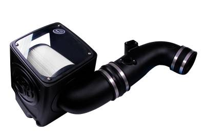 Air Intake Systems - S&B Filters - S&B Filters Cold Air Intake Kit (Dry Disposable Filter) 75-5075D