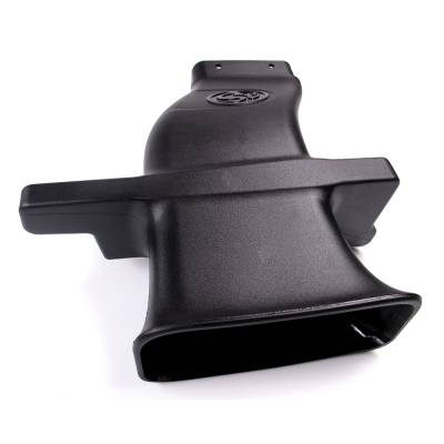 Air Intake Systems - S&B Filters - S&B Filters Scoop for '09-13 Chevy/ GMC Truck Only (Use with intake 75-5059/75-5059D) AS-1003