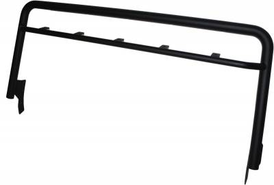 MBRP Exhaust - MBRP Exhaust Windshield Light Bar Assembly, Black Coated 130987