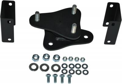 Exterior Accessories - Bumpers - MBRP Exhaust - MBRP Exhaust Spare Tire Bracket Kit 131042