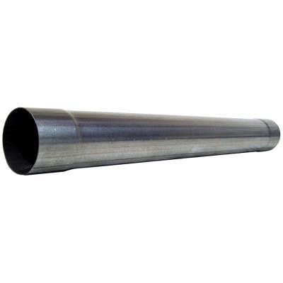 "Exhaust - Mufflers - MBRP Exhaust - MBRP Exhaust 36"" Muffler Delete Pipe, AL MDA36"