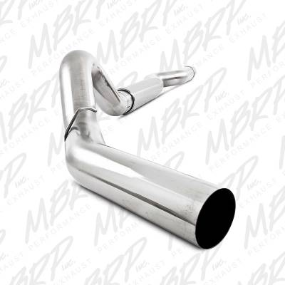 "MBRP Exhaust - MBRP Exhaust 5"" Cat Back, Single Side, T409 S6024409"