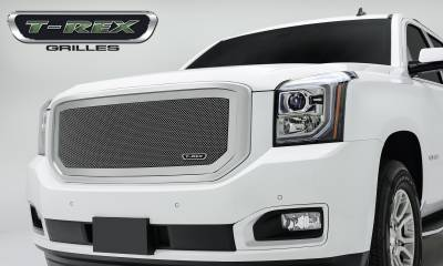 T-Rex - T-Rex 2015-2016 YUKON  Upper Class STAINLESS POLISHED Grille 54169