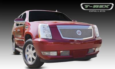 T-Rex - T-Rex 2007-2014 Escalade, EXT, ESV  Upper Class Stainless Polished Grille 54193