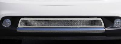 T-Rex - T-Rex 2011-2013 Durango  Upper Class STAINLESS POLISHED BUMPER 55492
