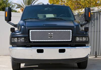 T-Rex - T-Rex 2004-2009 Kodiak   X-METAL STAINLESS POLISHED Grille 6710870
