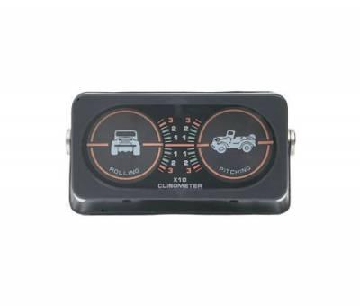 Smittybilt - Smittybilt Clinometer Jeep Graphic 791005