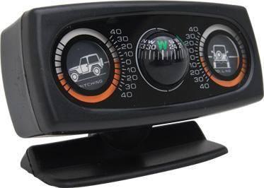 Smittybilt - Smittybilt Clinometer 2 Jeep Graphic 791006