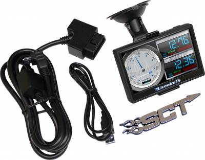 Engine Electronics/Programmers - SCT Performance - SCT Performance Livewire TS Performance Programmer and Monitor for GM Vehicles 5416P