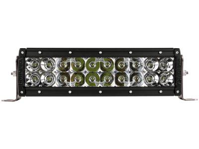 "Lighting - Rigid Industries - Rigid Industries 10""Original E Spot/Flood Combo-CUSTOM-use with Grille 40568 or Grille 40569ony 110312E"