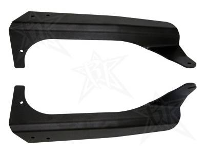 "Rigid Industries - Rigid Industries Jeep TJ - Upper Windshield Mount for 50"" E/SR-Series 40137"
