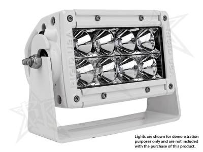 "Lighting - Rigid Industries - Rigid Industries 4"" Cradle - M-Series 40411"