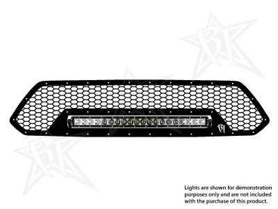 """Exterior Accessories - Grilles - Rigid Industries - Rigid Industries Toyota Tacoma - 2012-2013 - Grille Kit - 20"""" SR-Series 40552"""
