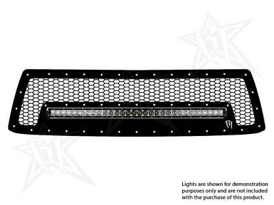 """Exterior Accessories - Grilles - Rigid Industries - Rigid Industries Toyota Tundra - 2010-2013  Grille Kit #1 - 30"""" SR-Series 40554"""