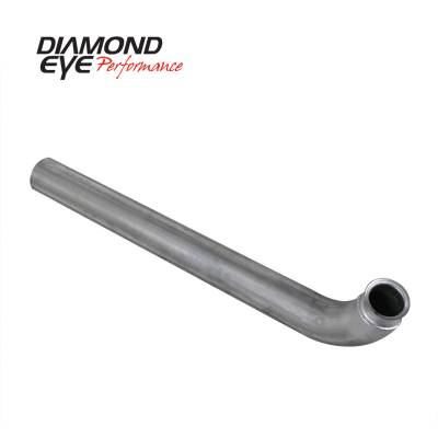 Exhaust - Muffler Delete Pipes - Diamond Eye Performance - Diamond Eye Performance 2001-2007.5 CHEVY/GMC 6.6L DURAMAX 2500/3500 (ALL CAB AND BED LENGTHS)-PERFORMAN 321001