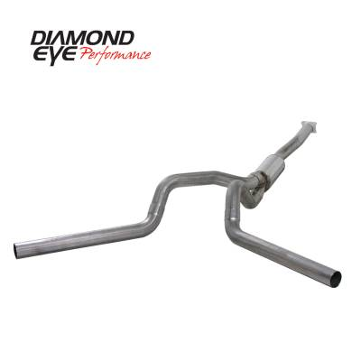 Diamond Eye Performance - Diamond Eye Performance 2001-2005 CHEVY/GMC 6.6L DURAMAX 2500/3500 (ALL CAB AND BED LENGTHS)-4in. 409 ST K4112S