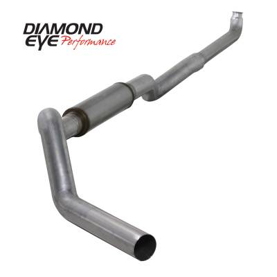 Diamond Eye Performance - Diamond Eye Performance 2001-2007.5 CHEVY/GMC 6.6L DURAMAX 2500/3500 (ALL CAB AND BED LENGHTS) 5in. 409 K5118S