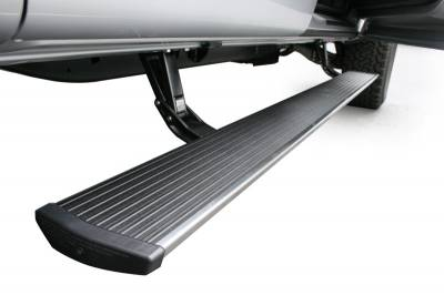 Exterior Accessories - Nerf Bars/Running Boards/Steps